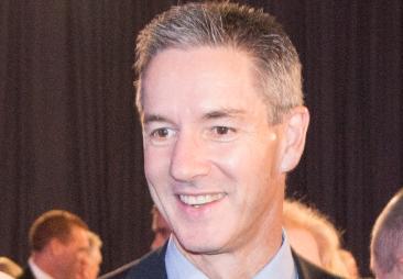 Brisbane Lions Chairman. Picture by Phillip Harsant