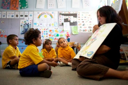 QLD Government is opening doors for young indigenous students. Source: Department of Education
