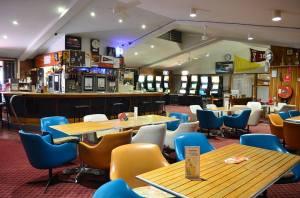 The full bar facilities. Photo: Nannaphat Sritakoonrut