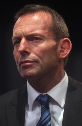 Tony Abbott said the student services and amenities fee is not a priority. Source: Wikipedia