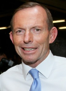 Tony Abbott errs on the side of caution regarding expense claims Source: Wikipedia Commons