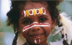 500-AUSTRALIA_AboriginalIndigenousGirlImageMingzhuxia