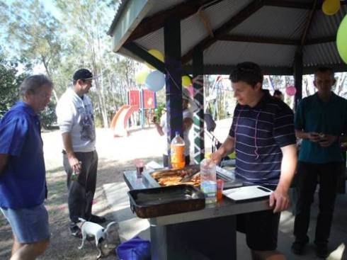 Brisbane Council proposes $300 permits for parties.    Image: Ranui Harmer