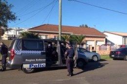 Sydney Police Raids, Image: ABC news