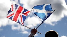 Close call decision for Scotland to become independant, photo: Google Images
