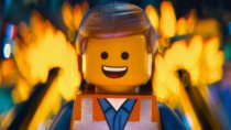 The box-office success of the Lego Movie helped boost the sales numbers for the year      Source: Warner Brothers Pictures