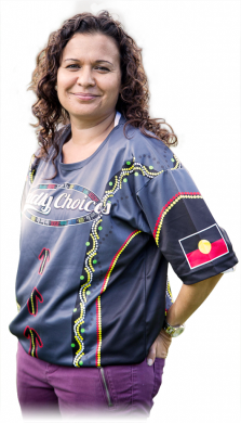 Chelsea Bond. Photo: Deadly Choices