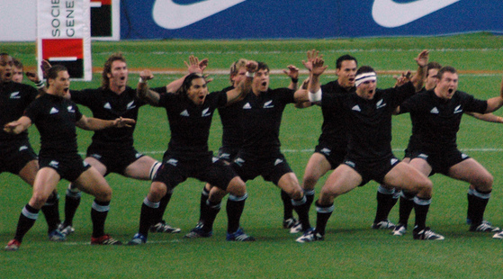 News New Zealand Wikipedia: Controversy Sparked Over Pre-game Haka