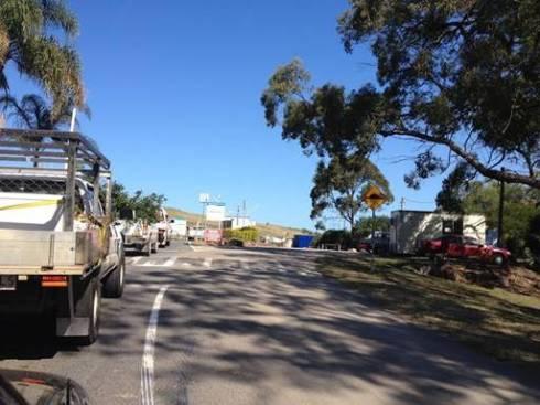 Birkdale tip to receive road upgrade.       Photo: Ranui Harmer