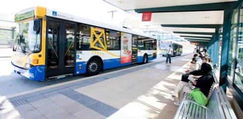 Cheaper public transport fares and more night bus services in Queensland Photo: Google image