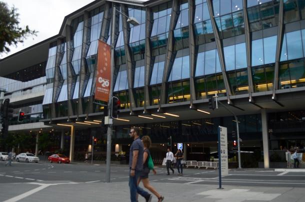 Brisbane Convention and Exhibition Centre