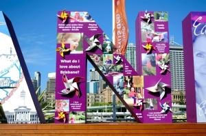 Brisbane Sign G20 Cultural Celebrations