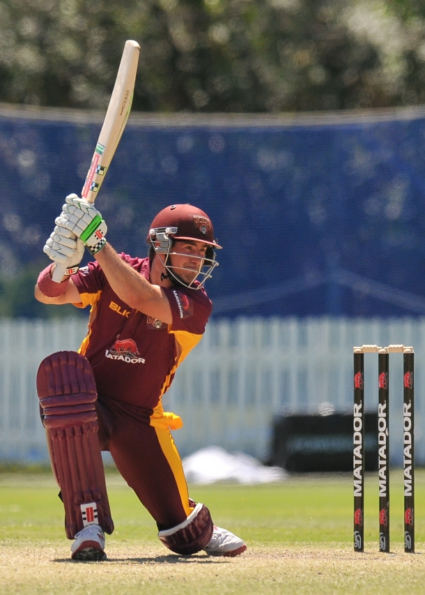 Matador One Day Cup (Allan Border Field) - Queensland v New South Wales