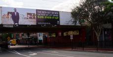 Melbourne Street Billboard, Photographer Kim McCosker