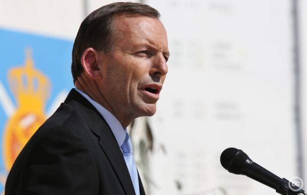 Tony Abbott.Photo:tcktcktck.org