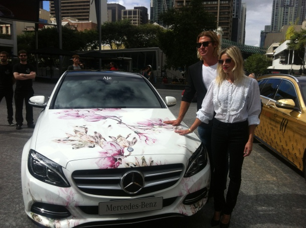 Mercedes Benz Fashion Festival Kicks Off In Brisbane The Source News