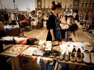Charity op-shops are calling for support to keep this age-old form of shopping alive. Source: Creative Commons