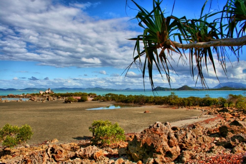 Cape Hillsborough, Queensland, the most northern tip of the track. Source: Flickr