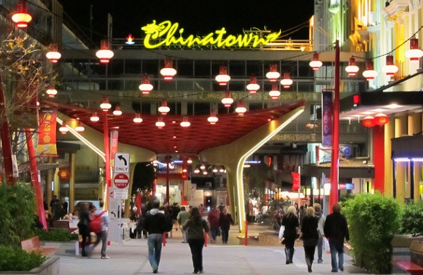 """""""Harshing Brisbane's buzz?"""" The Palaszczuk looks at introducing new lockouts for Brisbane's nightclub district Source: Supplied"""