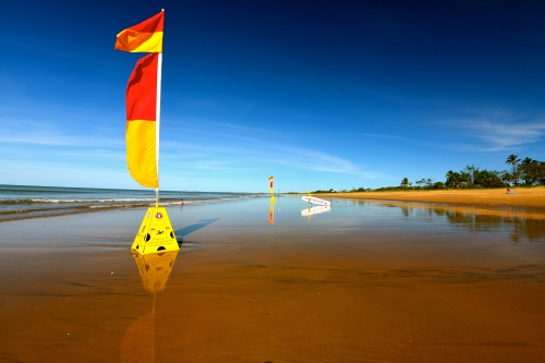 Surf Life Saving Flag