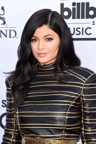Kylie Jenner in 2015. Source: Flickr