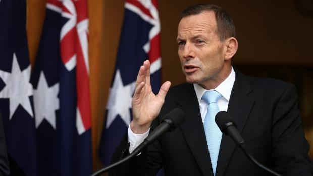 Tony Abbott SMH
