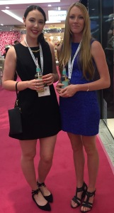 week 6 wintergreen story-Bridie Rawlins,19 & Codie Hockey,20 enjoying the event