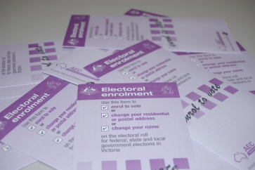 The Australian Electoral Commission does not cap federal donations. Photo: aec.gov.au