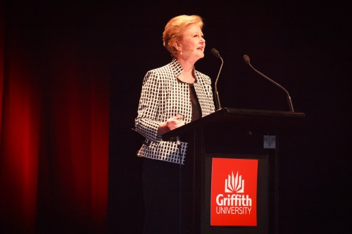 Global Integrity Summit, Gillian Triggs, Human rights, human security, Sustainable Commission, Law,