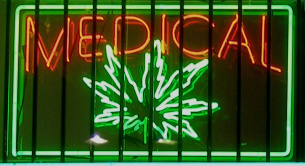 Medical marijuana officially has the go-ahead in Victoria. Source: Wikimedia Commons