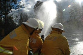 Rural Firefighters - Taken by Mel Mazzone