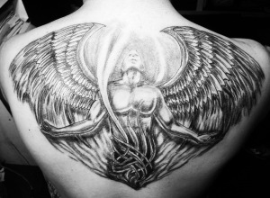 Devil tattoo Source: Wikimedia