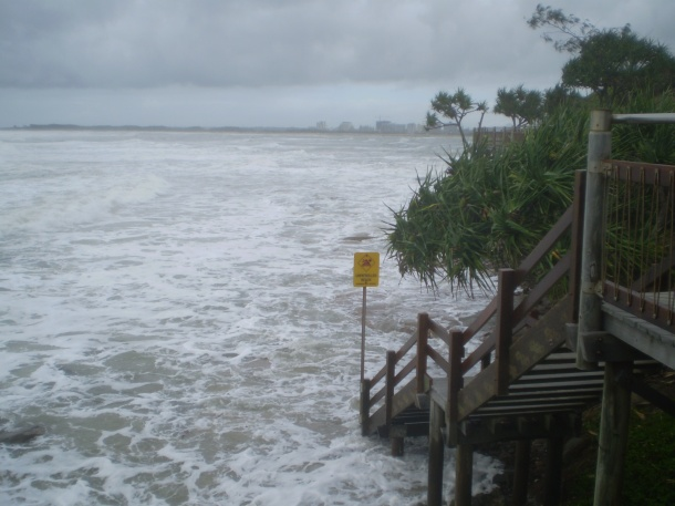 Coastal Risk Australia will help assess flood risk. Source: Wikipedia.