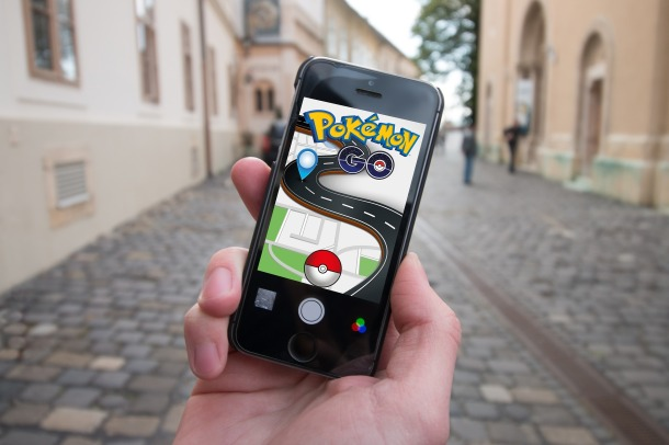 Pokemon Go encourages users to be more physically active. Source: Pixabay.