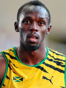 Usain Bolt won a record third gold medal in the 100m sprint at Rio this morning, Photo: Wikimedia