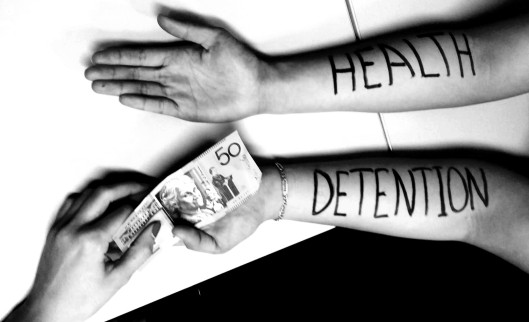 Is it worth spending so much money on mandatory detention? Photo: Thomas Pitts