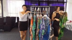 Italo-Australian Club Melbourne Cup Fashion Show Nada Nababzz Image: Grace Llewellyn