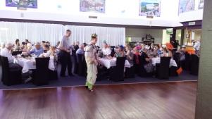 Italo-Australian Club Melbourne Cup Fashion Show Image: Grace Llewellyn