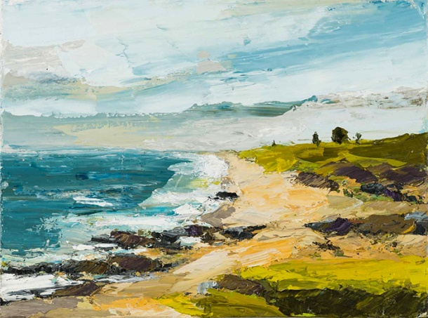 Yaroomba Beach by Amanda Penrose Hart