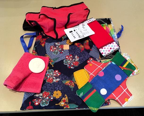 Days for Girls kit