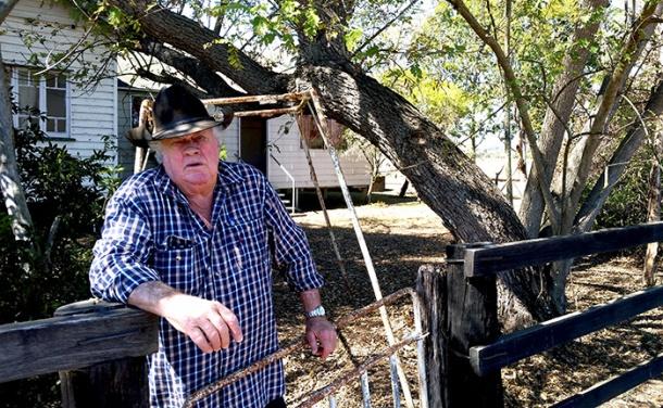 Farmer Graham Wilson