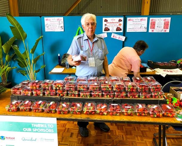 RedFest committee stalwart Bill Sedgewick