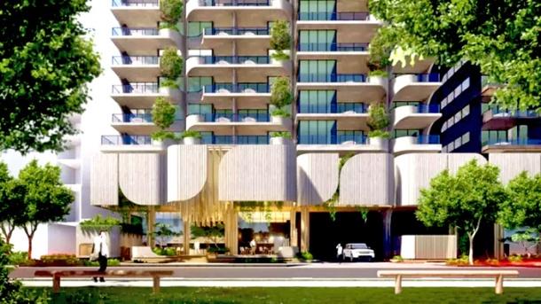 Proposed Aria development Jane St