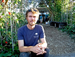 Scott Spillias Jane Street Community Garden