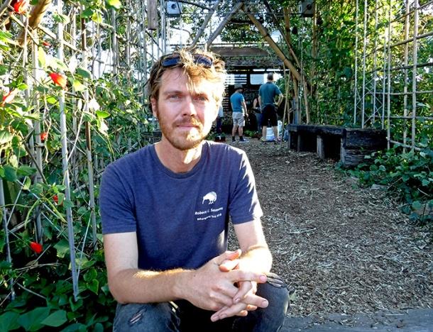 Scott Spillias Jane Street Community Garden