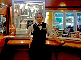 Elizabeth Picture Theatre manager Tia Boyd-Long