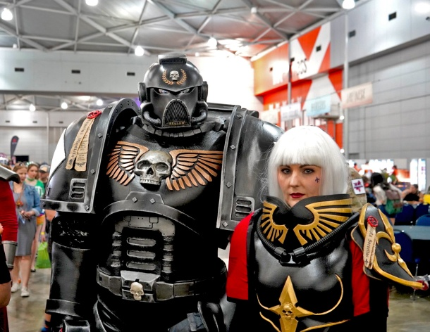 War Hammer Oz Comic-Con 2018