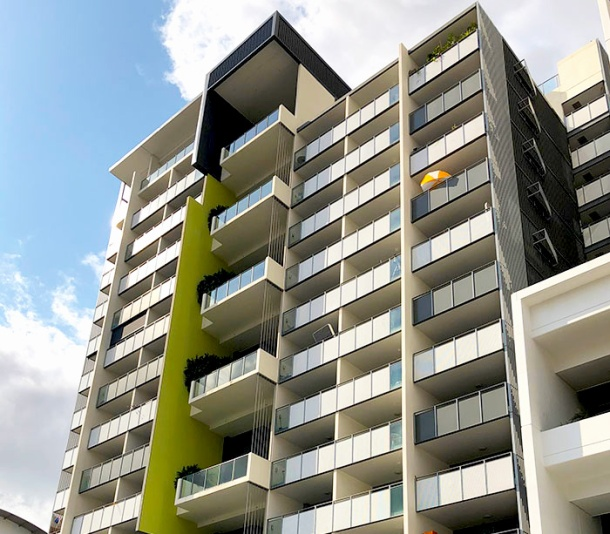 Common Ground Queensland's apartments