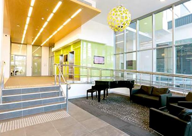 Common Ground Queensland foyer