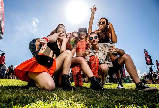 Listen Out 2018 Brisbane
